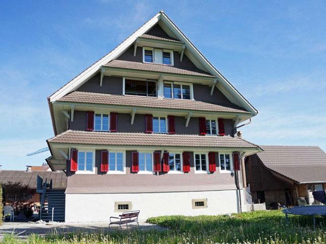 Bauernhaus Rütiweg Aristau