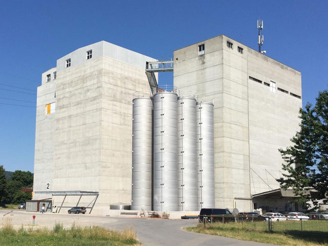 Getreidecenter Freiamt Wohlen