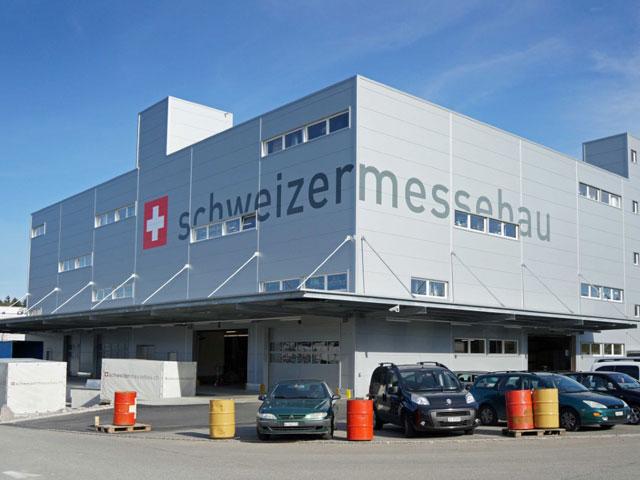 Schweizer Messebau Muri