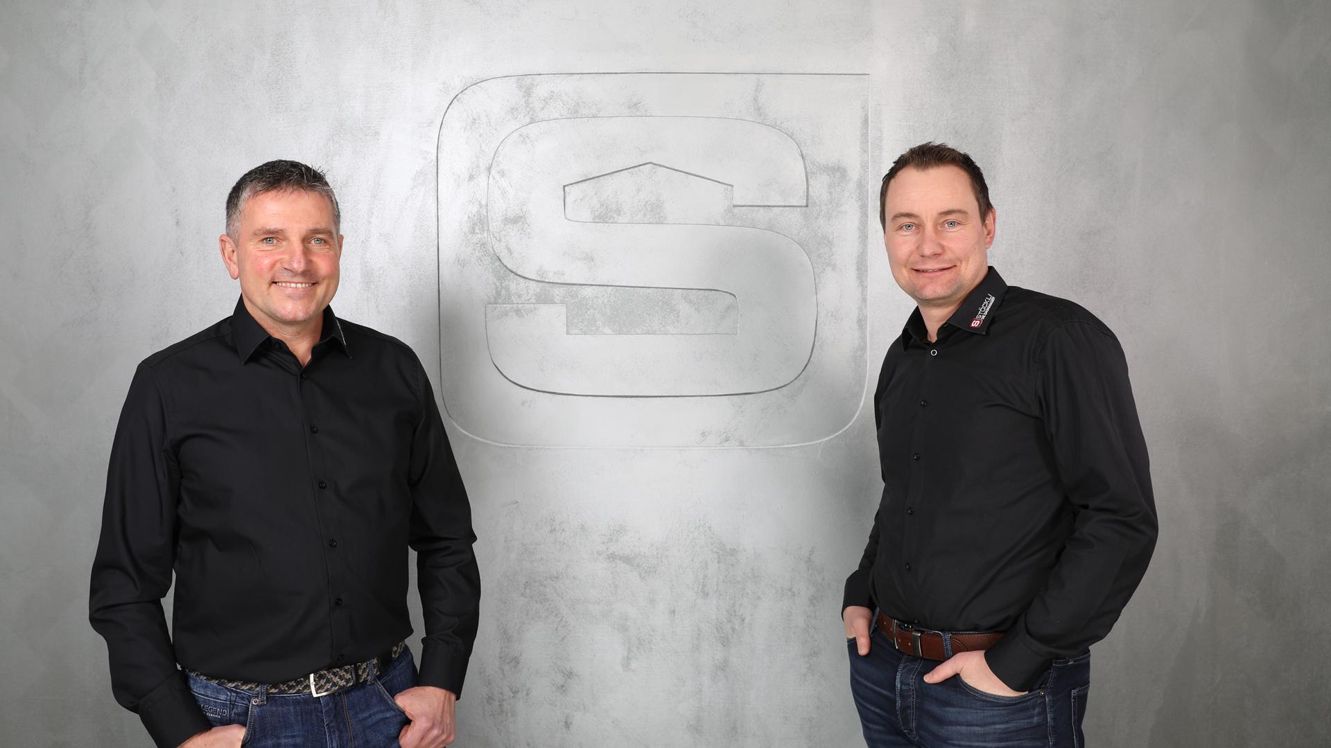 Geschäftsleitung Stöckli & Partner Baumanagement AG